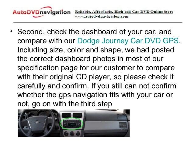 tips for selecting indash car dvd player for dodge journey. Black Bedroom Furniture Sets. Home Design Ideas