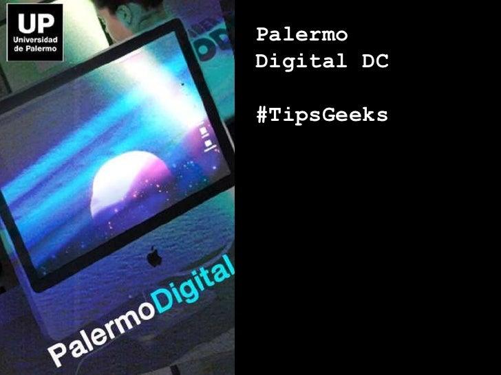 Palermo Digital DC - Tip Nº 0