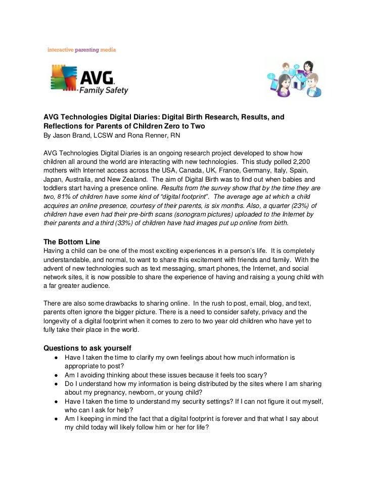 Tipsheet1 avg0-2 researchresultsandreflections