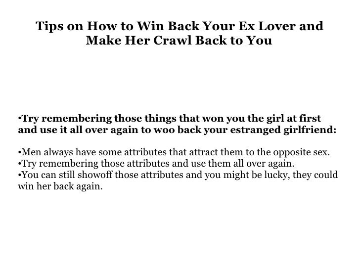 how to make her like you back