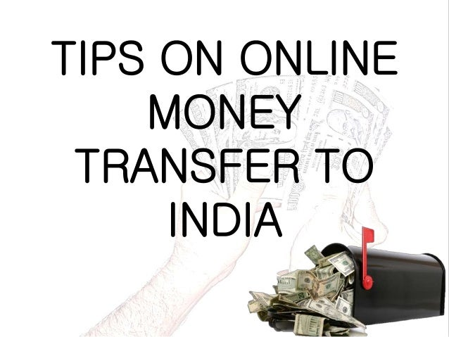 money transfer to