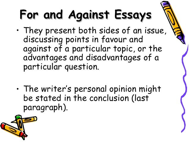 Tips on writing essays