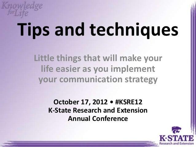 Tips presentation final