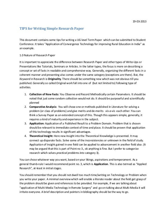 "write research papers kids And teachers tell kids they need to learn to ""write well"" because writing is good in and of itself i think that ghost writing is not what is happening, that would be unethical for top research scientists to hire people to write papers for them, and several research universities consider ghost writing to be."