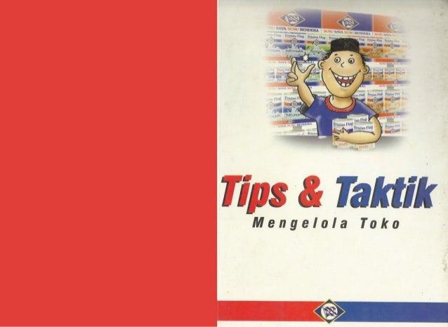 Tips & Taktik Mengelola Toko