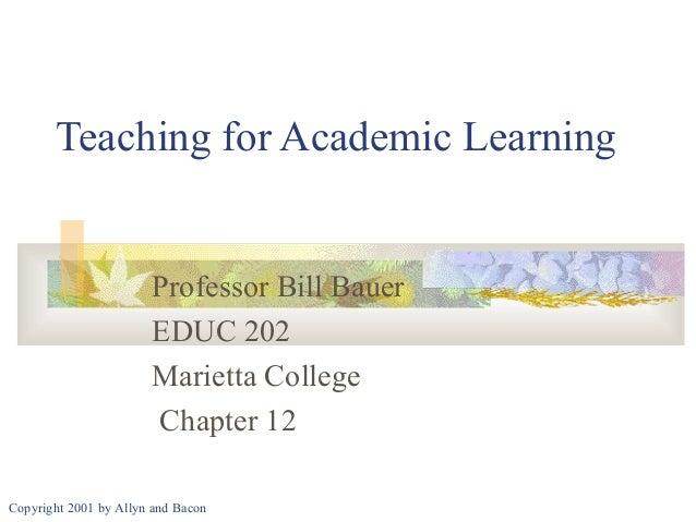 Tips to become an effective teacher