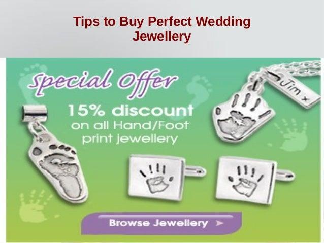 Tips to buy perfect wedding jewellery