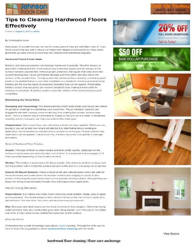 Tips to cleaning_hardwood_floors_effectively