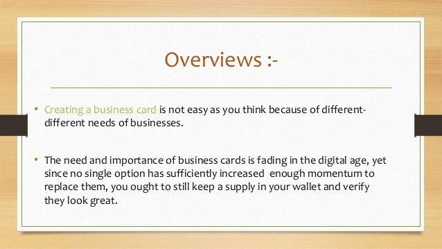 Make a business