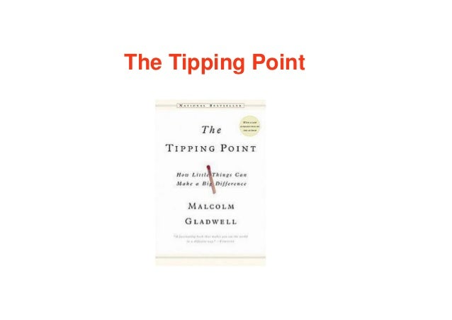 Tips to reach the tipping point