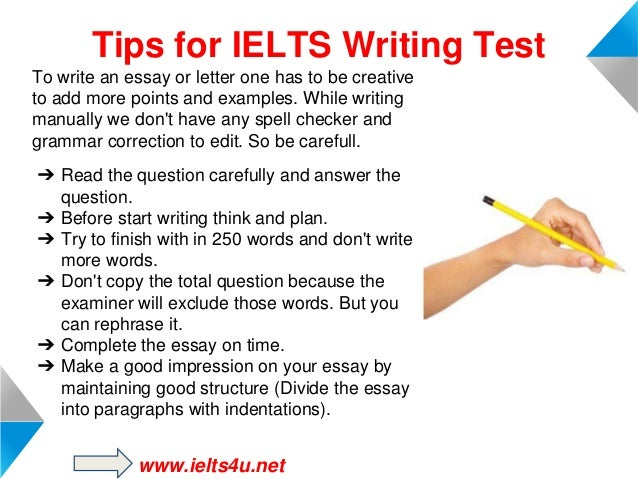 Sample IELTS essays - - DC IELTS