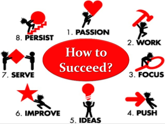 How toSucceed?