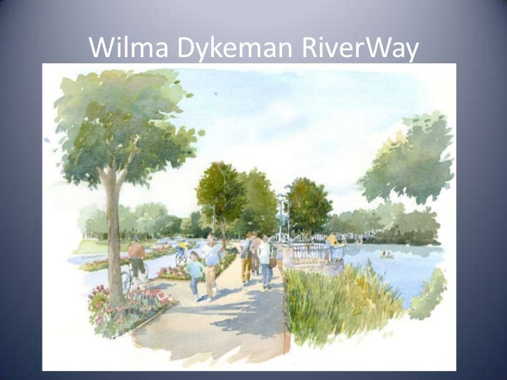 Wilma Dykeman RiverWay