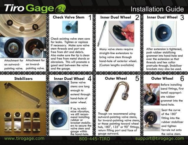 TiroGage Installation Guide