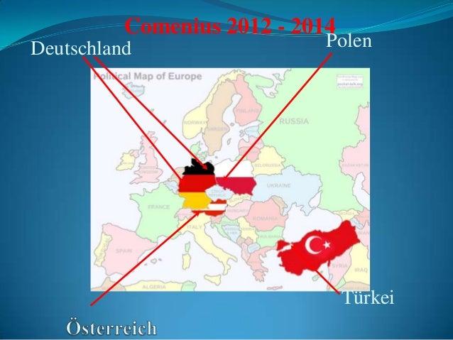Deutschland PolenTürkeiComenius 2012 - 2014