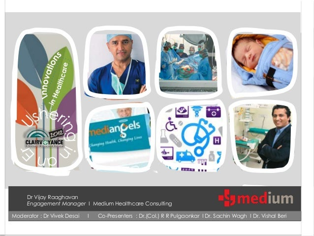 Dr Vijay Raaghavan_Steps_HealthcareInnovativeBusinessModelDesign