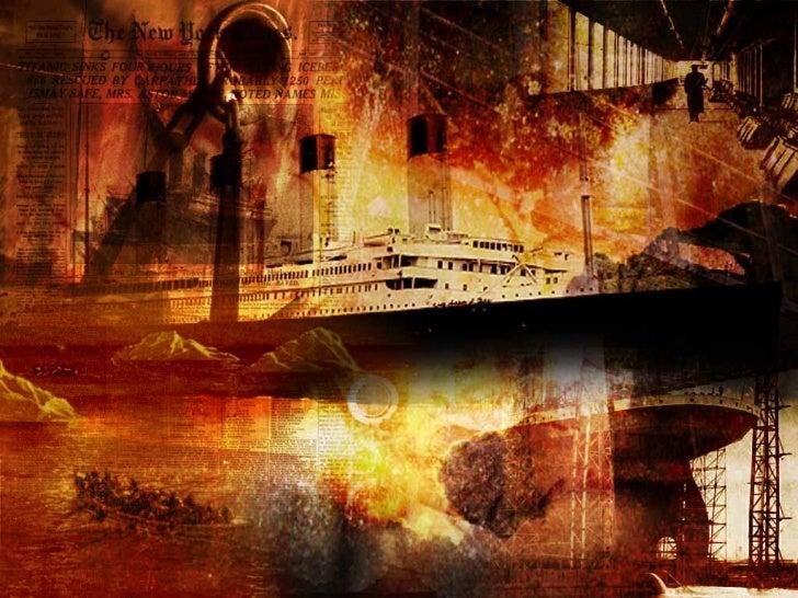 Le Titanic appareilla pour son voyage inaugural et nul n'aurait pu                imaginer qu'on ne le reverrait jamais pl...