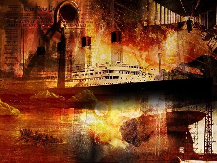 Titanic Naufrage++++