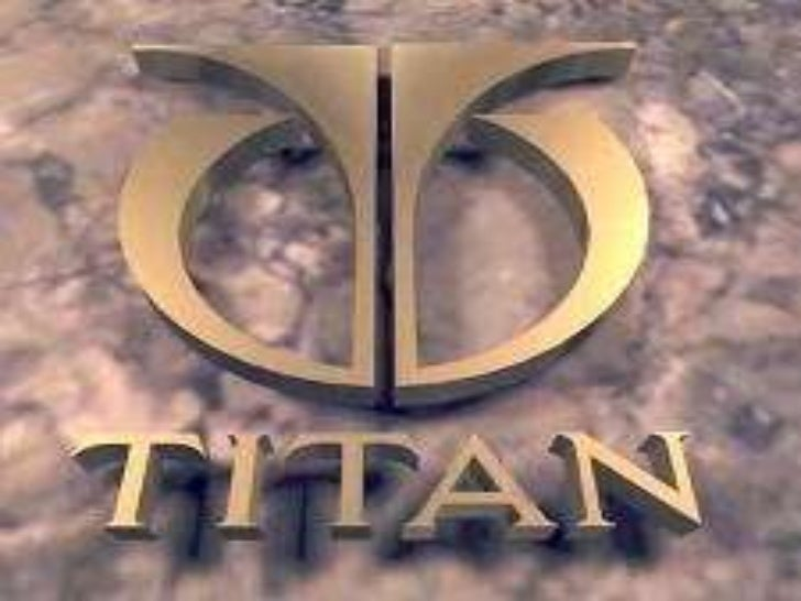 INTRODUCTION•Titan Industries was established in 1984 as a joint venturebetween the Tata Group and Tamil Nadu IndustrialDe...