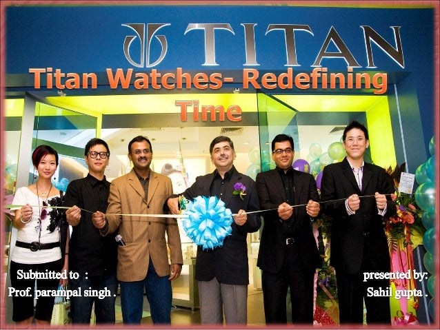 swot analysis of titan watches Custom titan raga: evolving a watch brand for the changing consumer marketing strategy case study analysis & solution at just $11no plagiarism, mba.