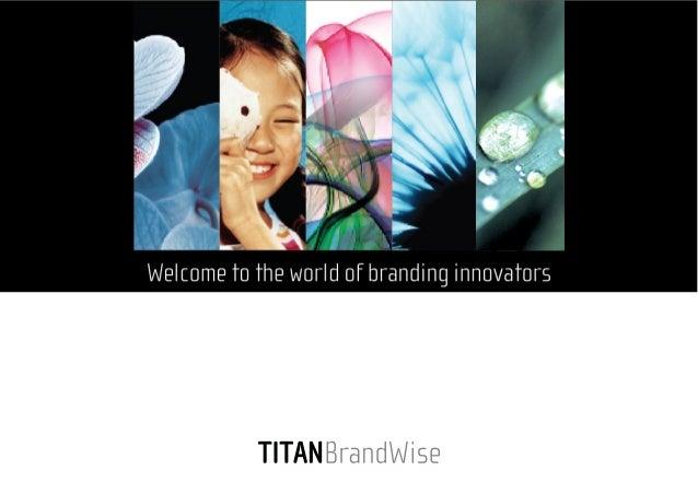 TitanBrandWise Security & Defense Branding