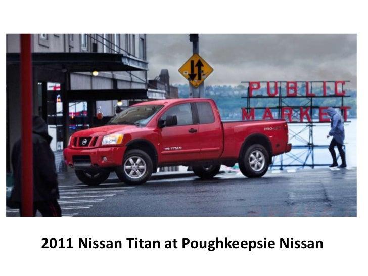 2011 Nissan Titan at Poughkeepsie Nissan<br />