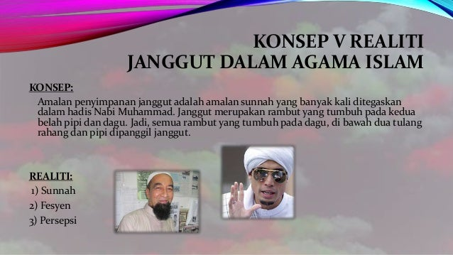 Janggut Nabi Muhammad Dalam Hadis Nabi Muhammad