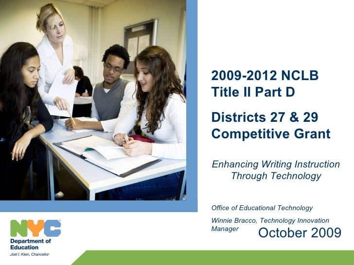 Title 2 D 27  29  E W I T T  Info  Session Oct 2009