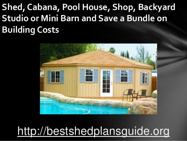 How to build ramp for shed for Design and build your own shed