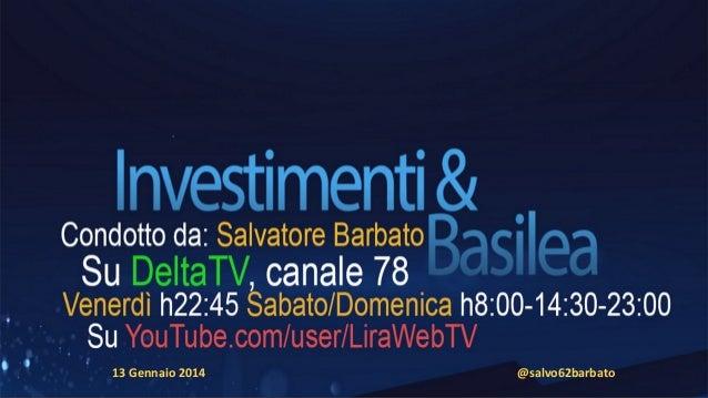 Italian governament bond 1° quarter  2014 @salvo62barbato