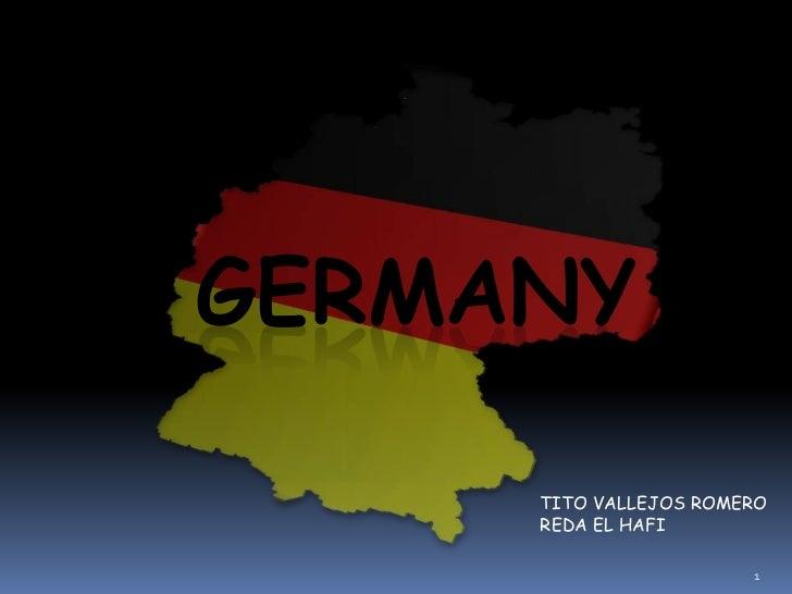 Tito reda germany