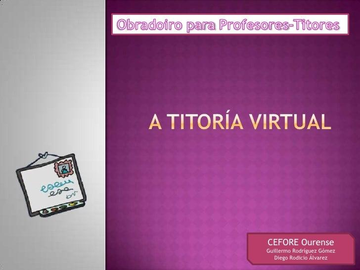 Titoría Virtual