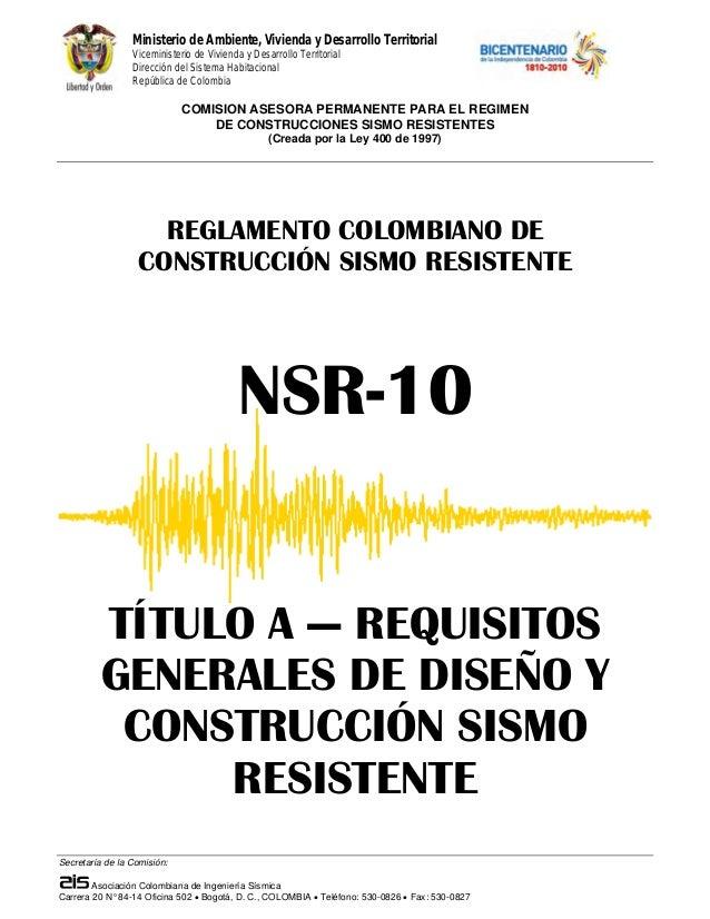 Titulo a-nsr-10