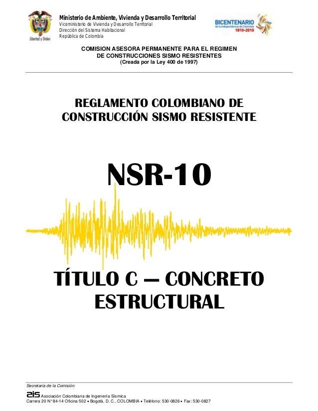 Titulo c-nsr-10