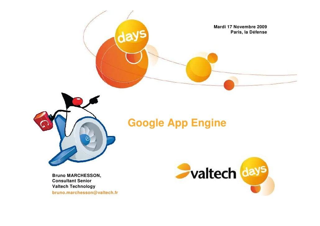 Tk03 Google App Engine Fr