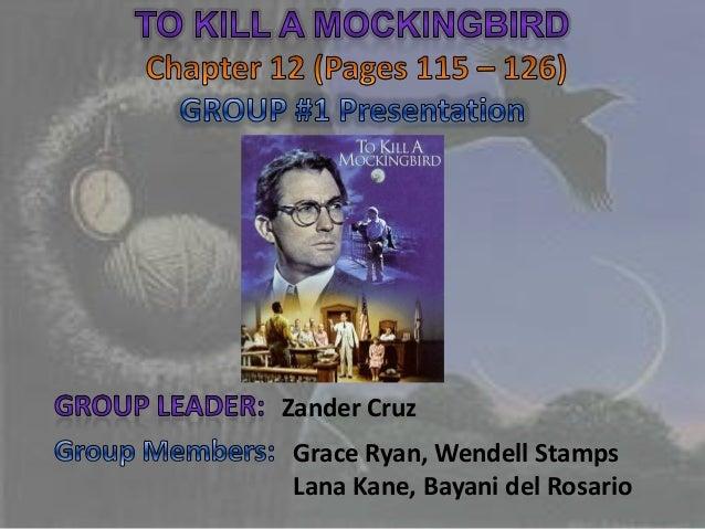 Zander Cruz Grace Ryan, Wendell Stamps Lana Kane, Bayani del Rosario