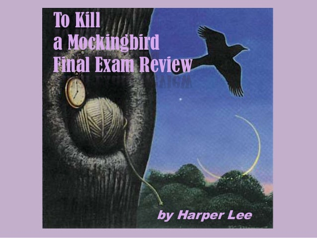 to kill a mockingbird final draft To kill a mockingbird remains an enormously popular and relevant book, 55 years after it was first  and it remained harper lee's first and final novel, or so it appeared on february 3rd.