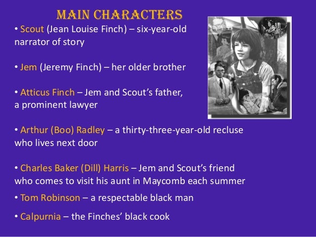 an analysis of the character jean louise scout finch in the novel to kill a mockingbird by harper le Whose real name is actually jean louise argument in to kill a mockingbird scout finch in to kill a in to kill a mockingbird: character.