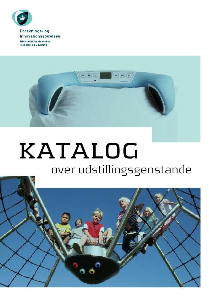 Teknologikaravanen - katalog
