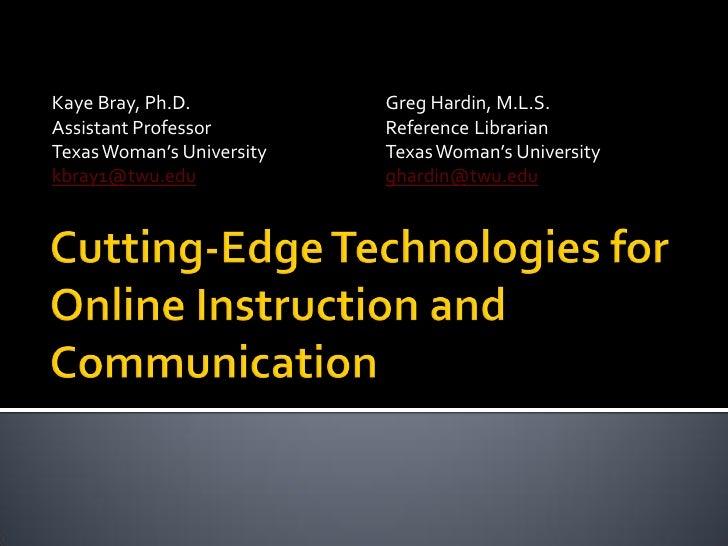 Tla2008 presentation