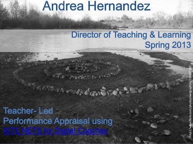 Teacher-Led Conference 2013