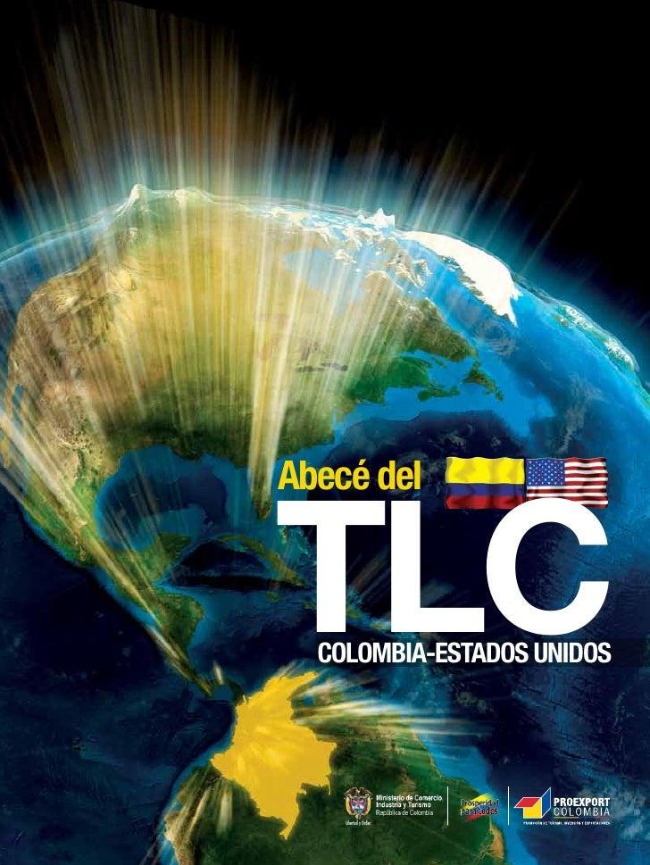 Abecé delTLC  COLOMBIA-ESTADOS UNIDOS