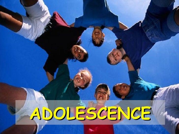 Tle Ii   Adolescence