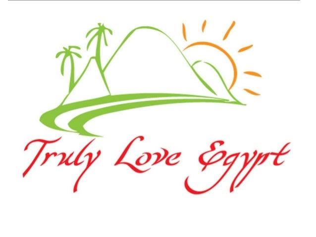 Truly Love Egypt online magazine presentation