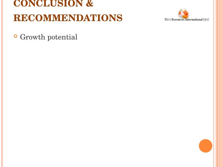 Growth potential business plan