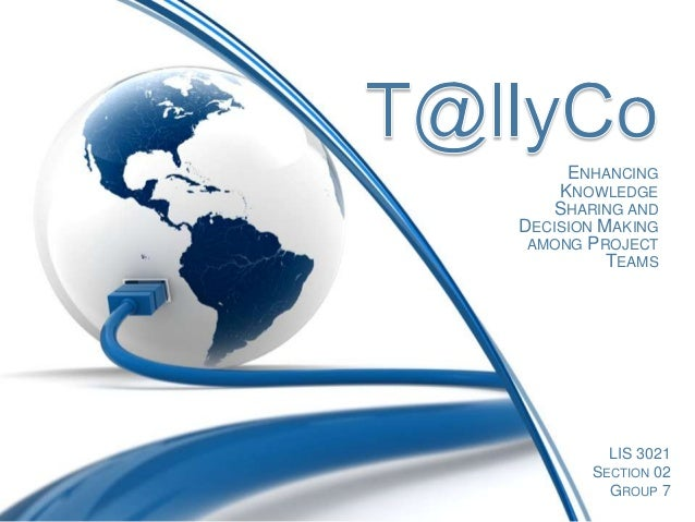 LIS3021 Group 7 Fall2012 T@llyCo