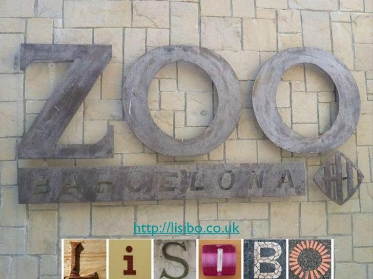 Teachmeet #etwinuk - Let's go to the zoo!