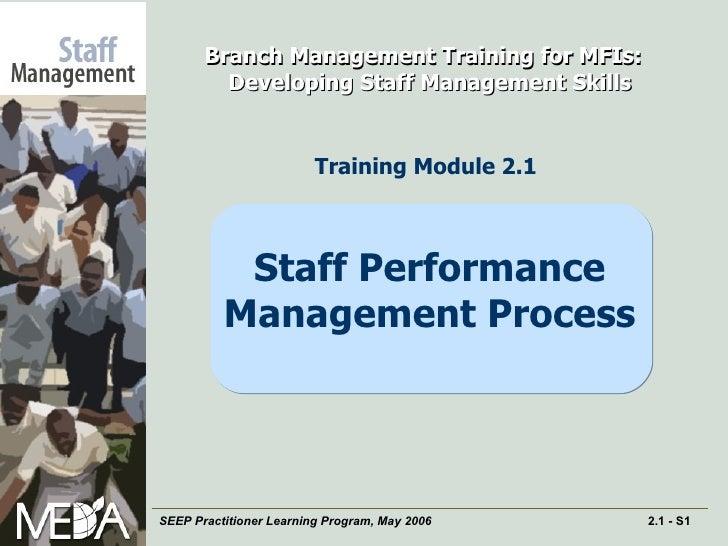 2.1 MFI Performance Management Process Part1