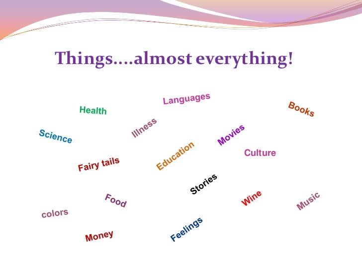 topics on speech writing