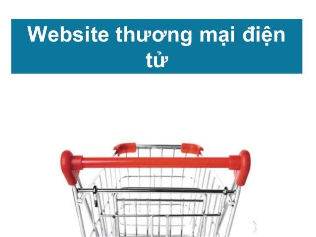 Website thương mại điện tử với php & mysql